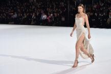 Gigi Hadid åpner opp om graviditeten