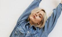 H&M slipper samarbeidskolleksjon med Lee med mer bærekraftig denim
