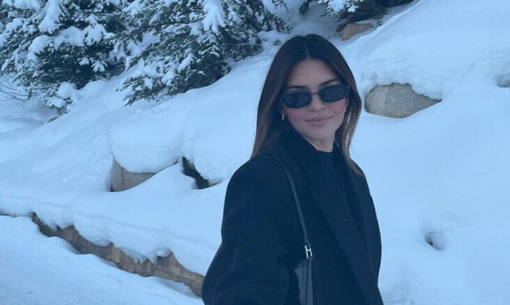 Kendall Jenner og Kaia Gerber viderefører Uggs-trend