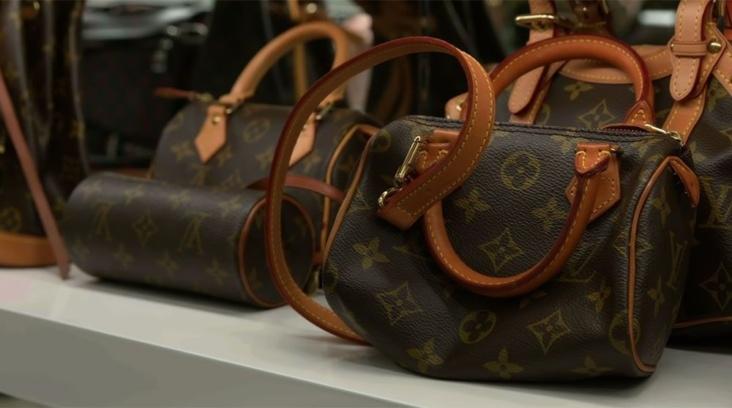 Louis Vuitton endrer monogrammet sitt for første gang noensinne