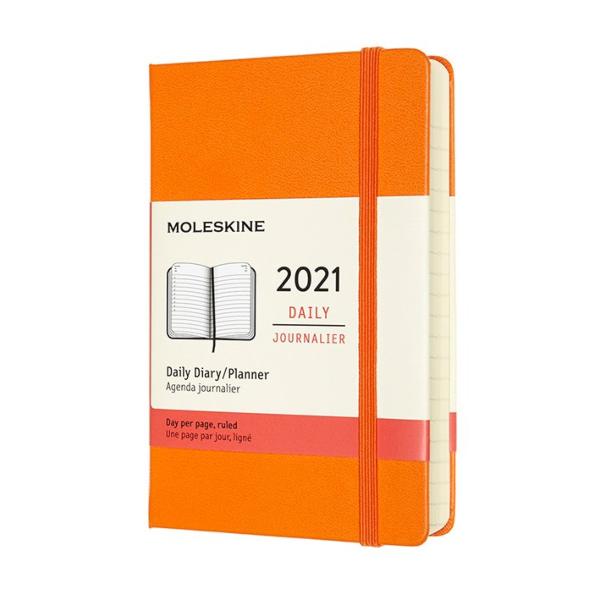 Almanakker som hjelper deg å holde styr på 2021