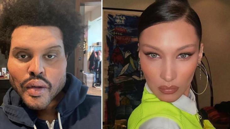 The Weeknd med stikk til Bella Hadid