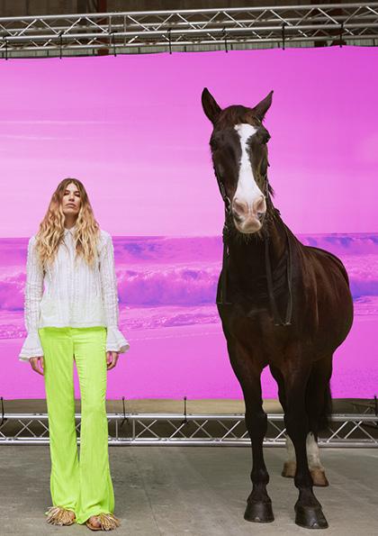 H&M slipper sin Studio SS21-kolleksjon under den danske moteuken