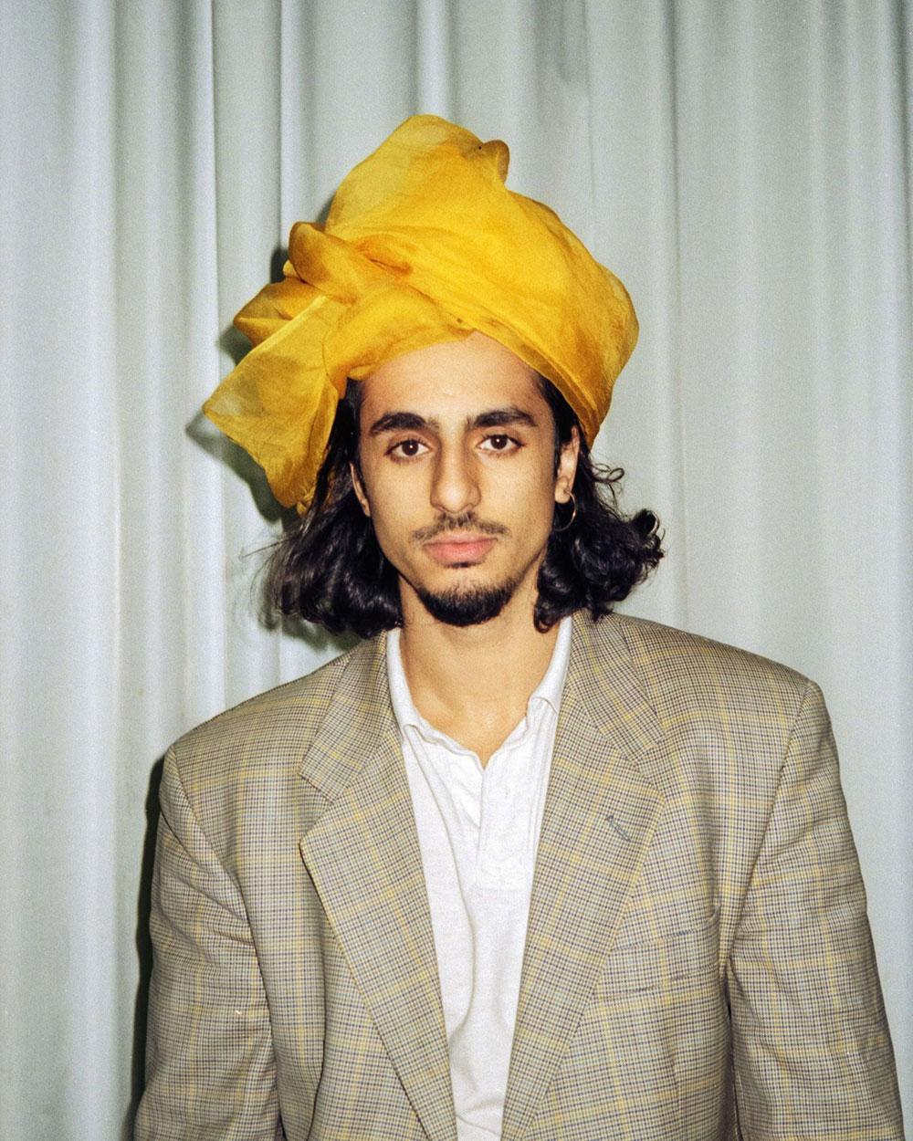 Anwar Bougroug får oppmerksomhet i Hypebeast