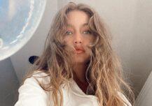 Gigi Hadid svarer på ryktene om plastisk kirurgi
