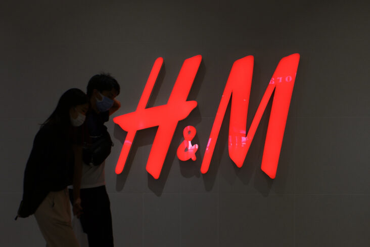 H&M er under etterforskning i Russland