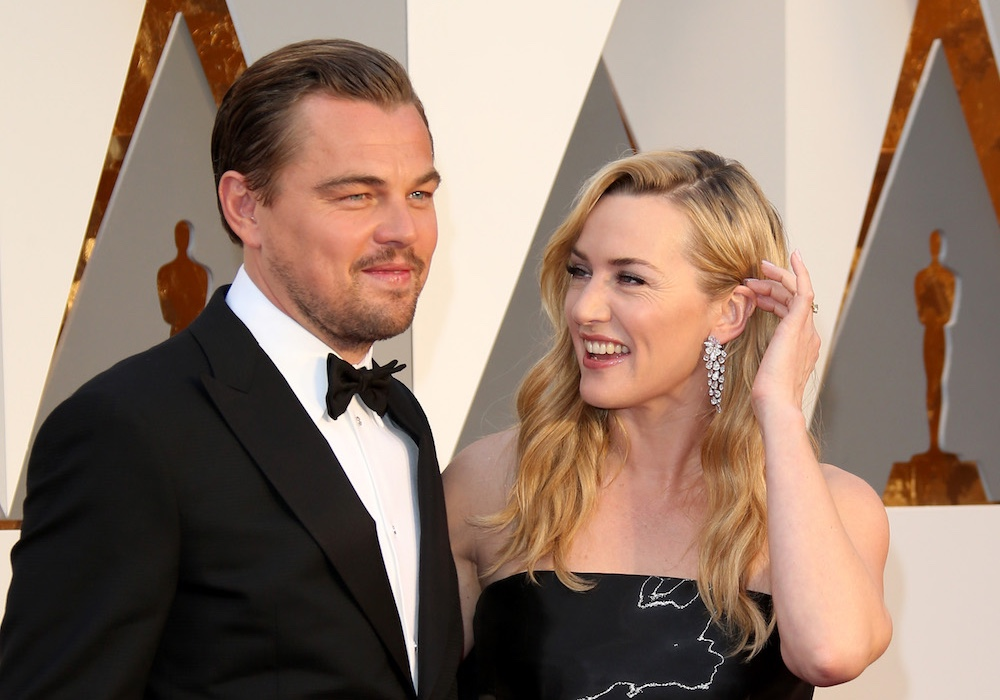 Kate Winslet forteller om kroppskritikk etter Titanic