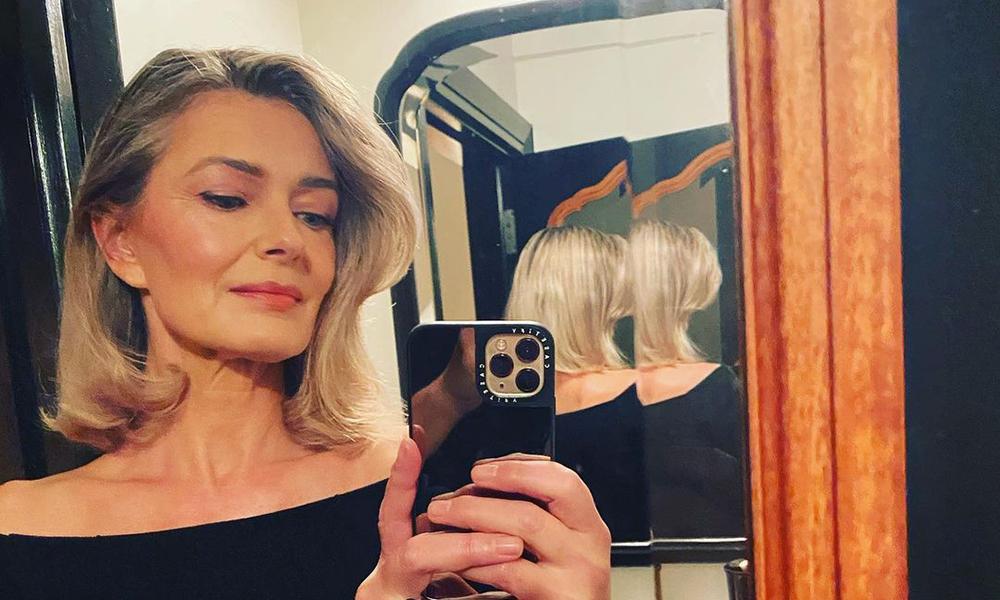 Paulina Porizkova skaper overskrifter med nakenbilde