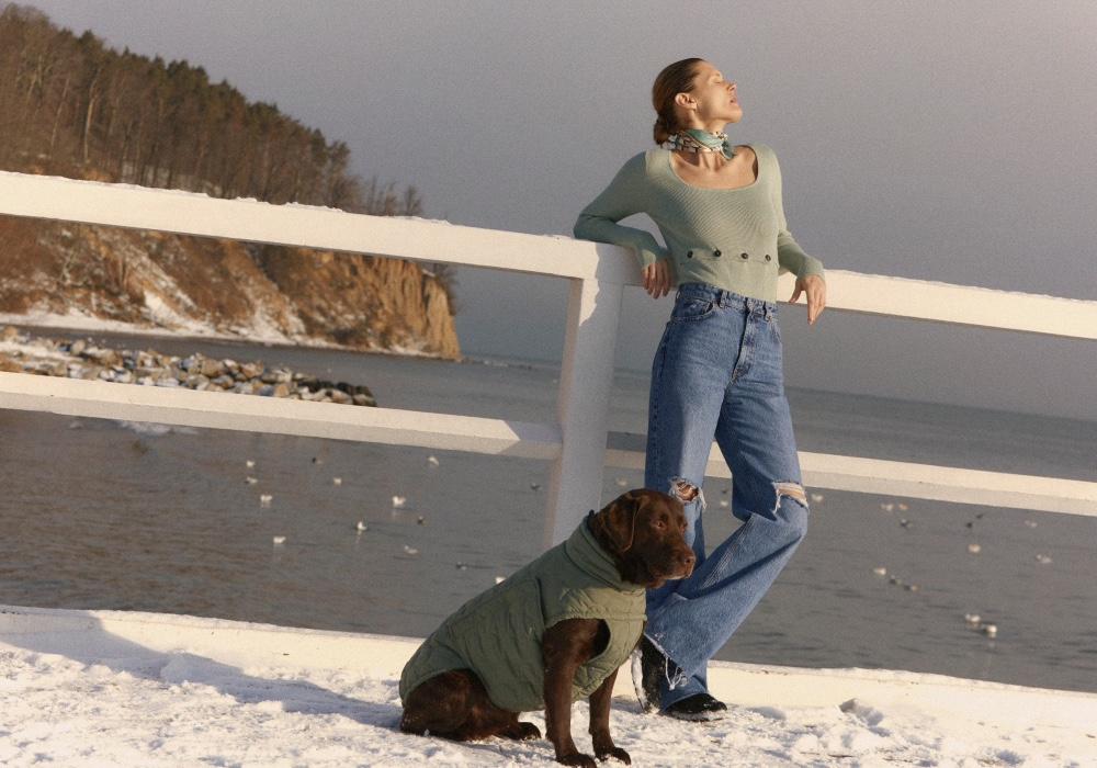 Zara lanserer kolleksjon for hunder