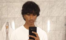 Jeenu Mahadevan er med i Swarovski sin nyeste kampanje