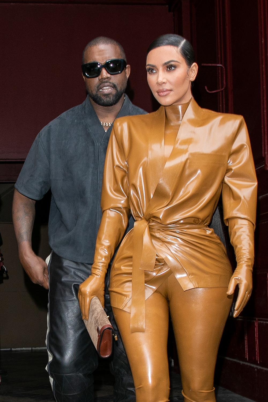 Skal ikke Kim Kardashian West og Kanye West skilles likevel?