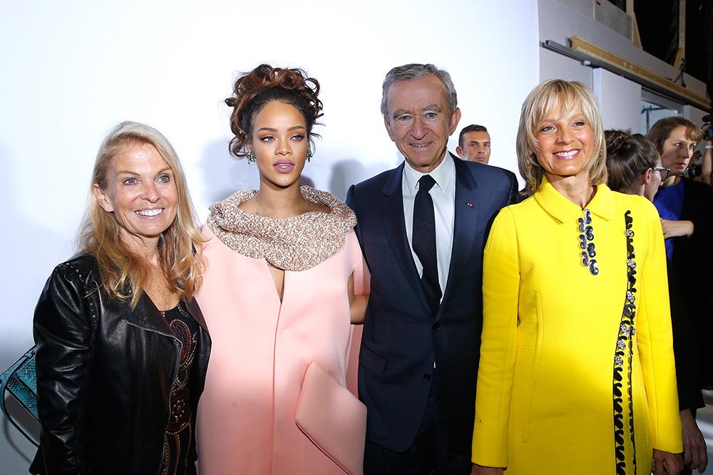 LVMH lukker Rihanna sitt Fenty