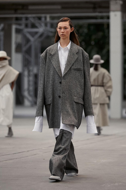 Mark Kenly Domino Tan var blant høydepunktene under Copenhagen Fashion Week