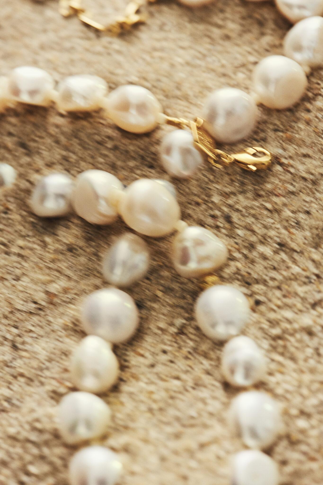 Perlekjeder er klassiske og tidløse