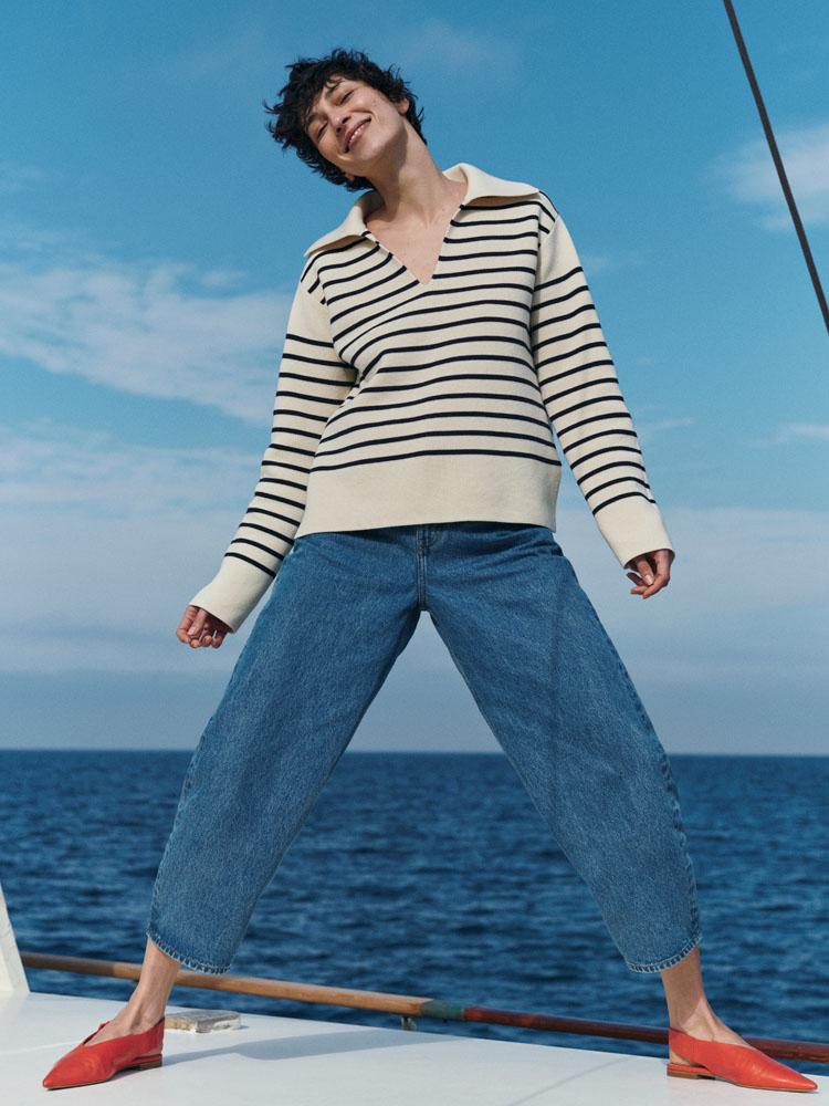 Her er 7 klassiske stripete gensere du kan klikke hjem nå: