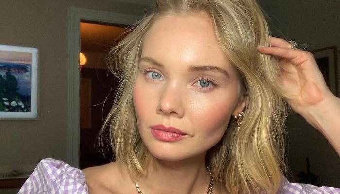Ada Martini Strøm nekter å jobbe som modell for merker som ikke er bærekraftige