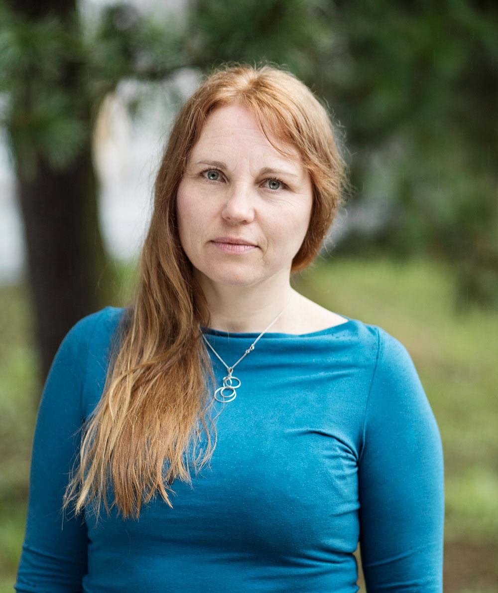 Birgitte Fineid i Dyrebeskyttelsen