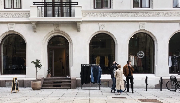 Livid åpner sin første butikk i Bergen