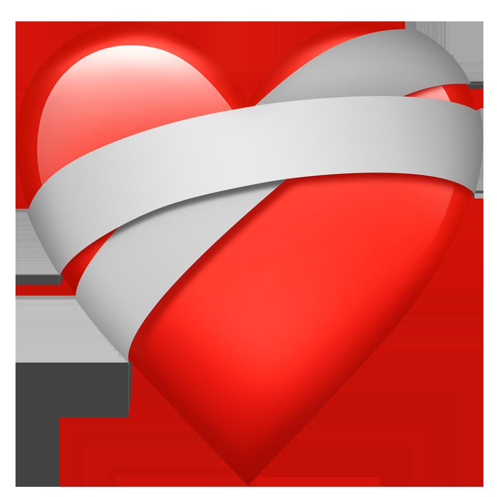 Et leget hjerte er blant årets nye emojis