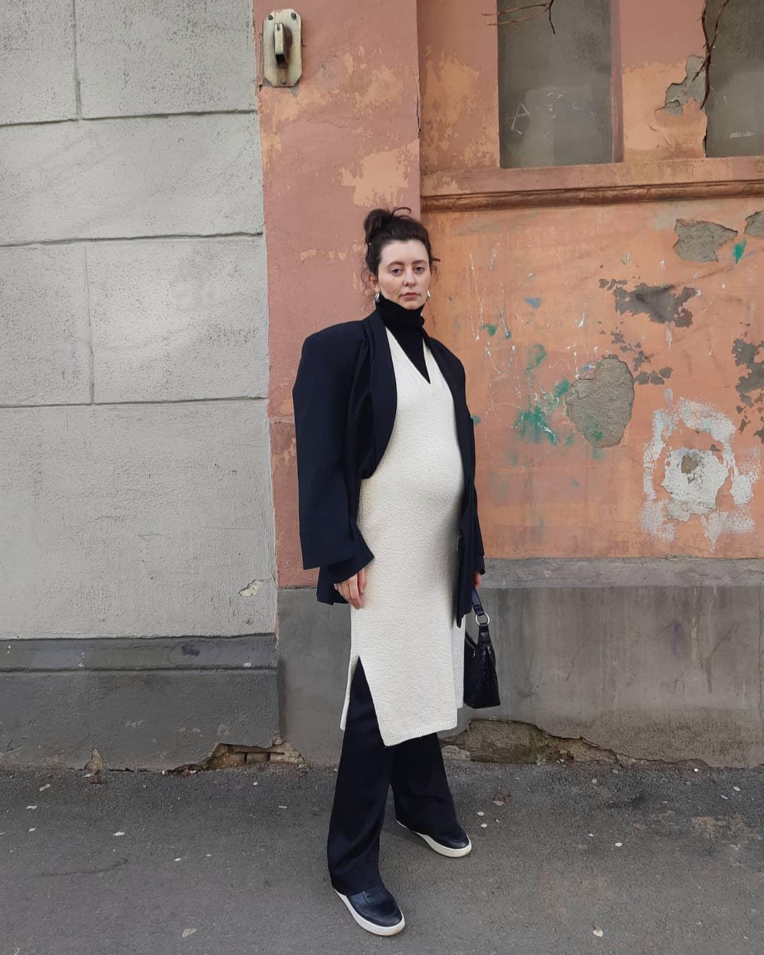 Graviditetsstil kan være tricky - her er Sunniva Hartgen sine aller beste tips