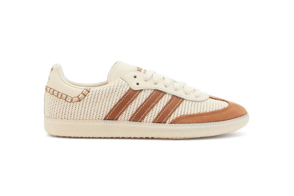 Adidas og Grace Wales Bonners sneakersamarbeid