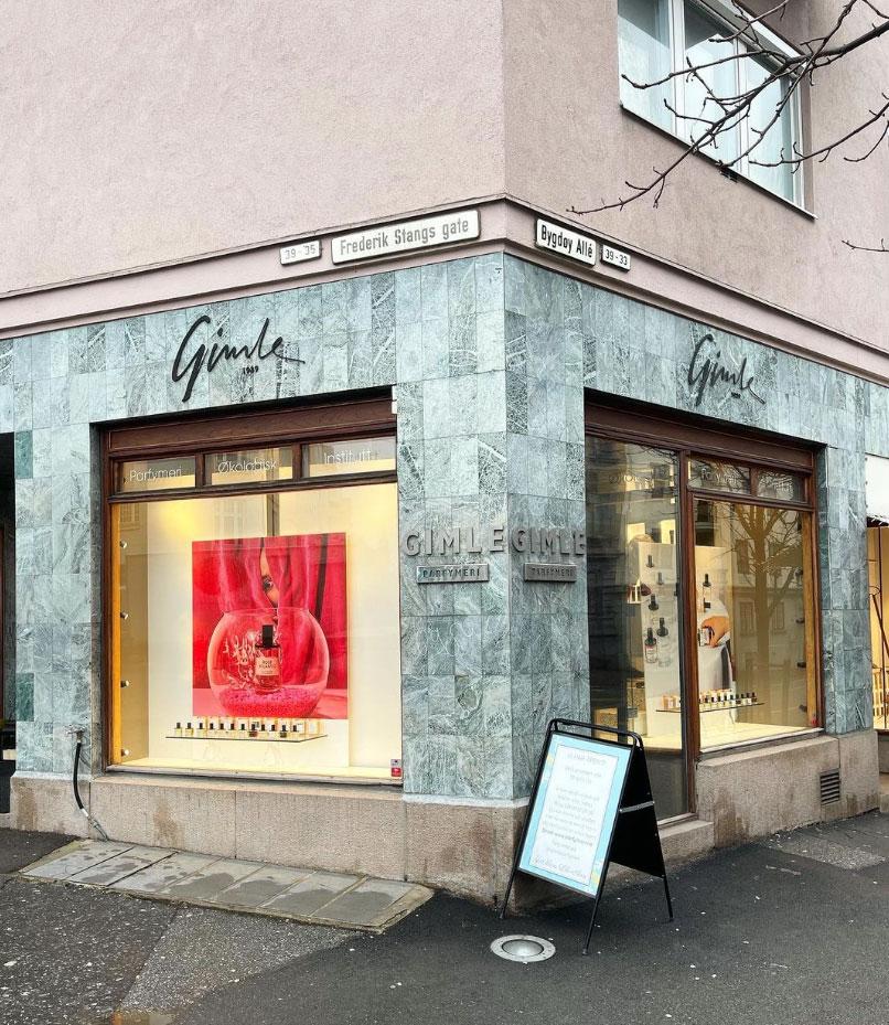 Gimle Parfymeri i Oslo