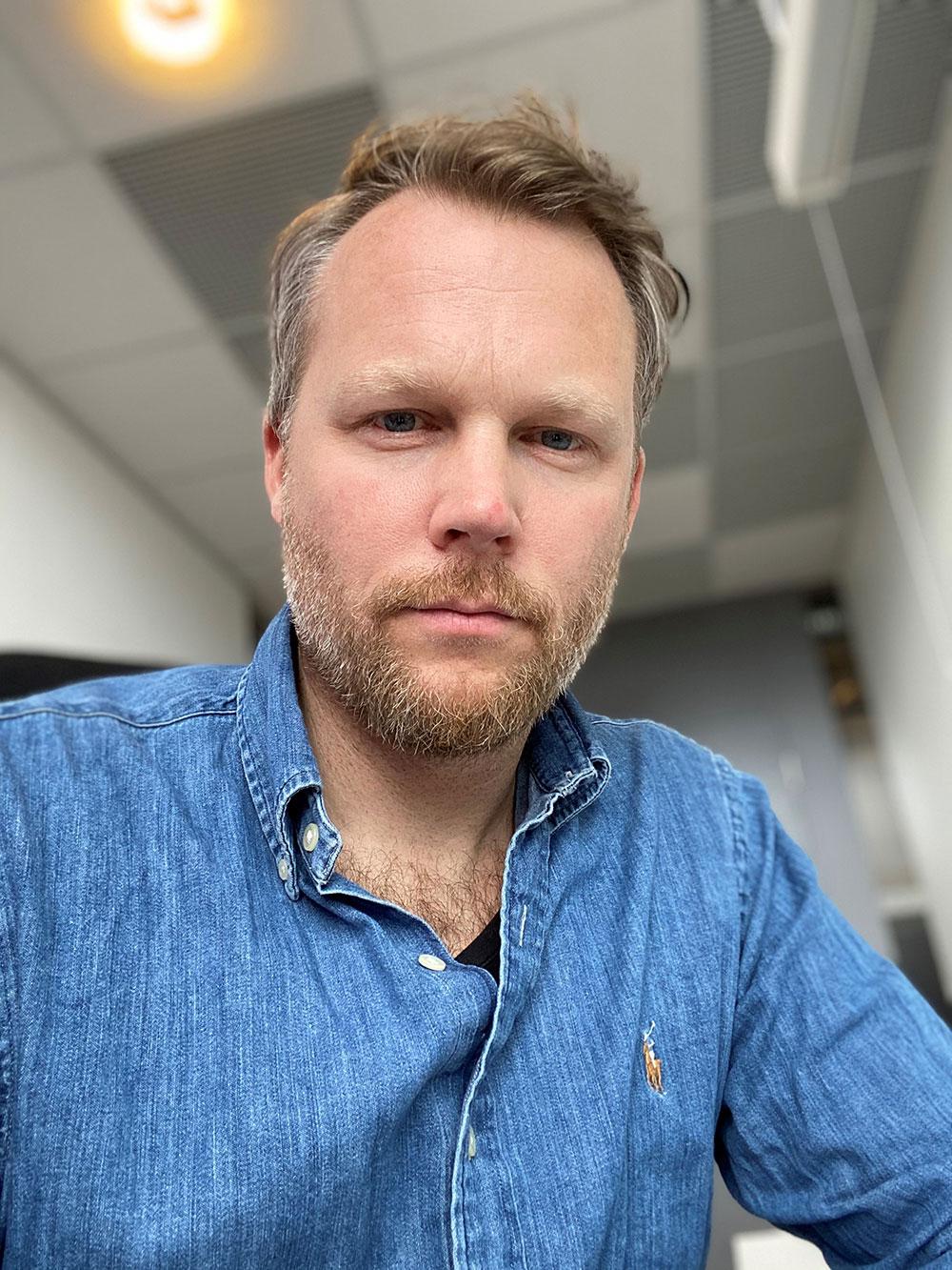 Karl Henrik Felde i Kari Traa om bærekraftig sportstøy