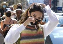 Kendall Jenner sin vest fra Mango er fortsatt tilgjengelig