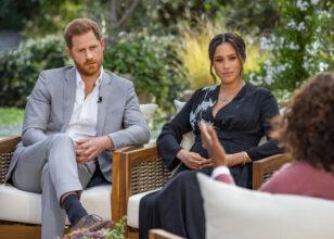Dette vet vi om intervjuet med Meghan og prins Harry hos Oprah