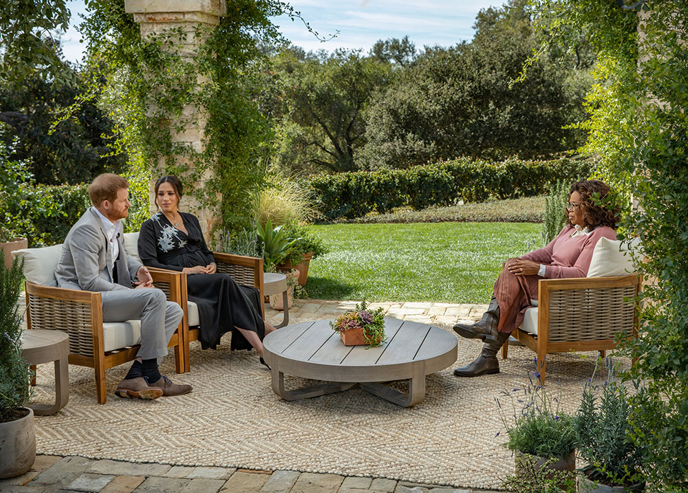 Intervju med Oprah Winfrey