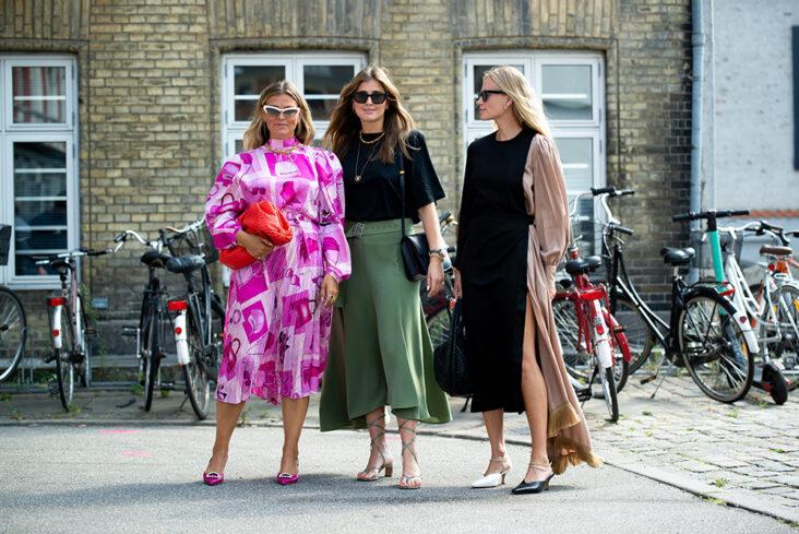 Nå er Copenhagen fashion week tilbake