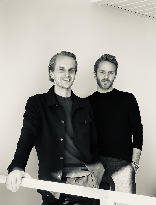 Christian Aks og Fredrik Aks står bak motemerket Christian Aks.