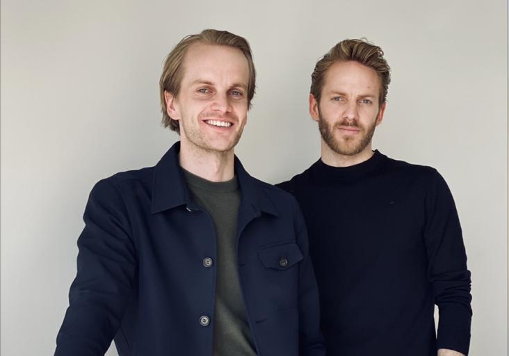 Christian og Fredrik Aks står bak det norske motemerket Christian Aks