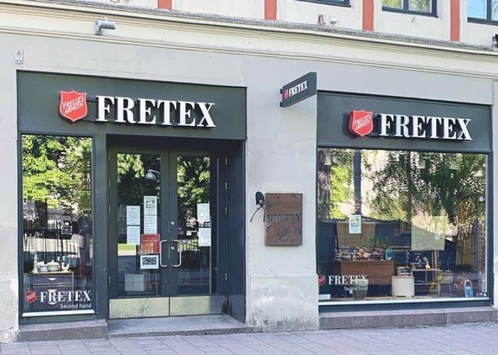 Nå kan du kjøpe bunaden din hos Fretex