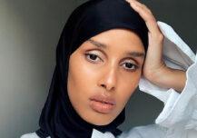 Rawdah Mohamed sitt Instagram-bilde i protest mot hijab-forbudet i Frankrike går viralt
