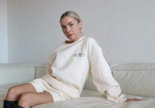 Synne Kristine Stølen står bak nettbutikken Home and Collected