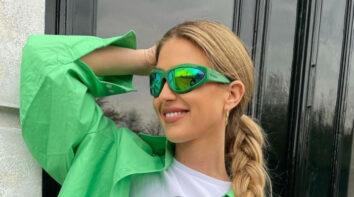 Influencerne og it-jentene elsker fremdeles slimgrønt