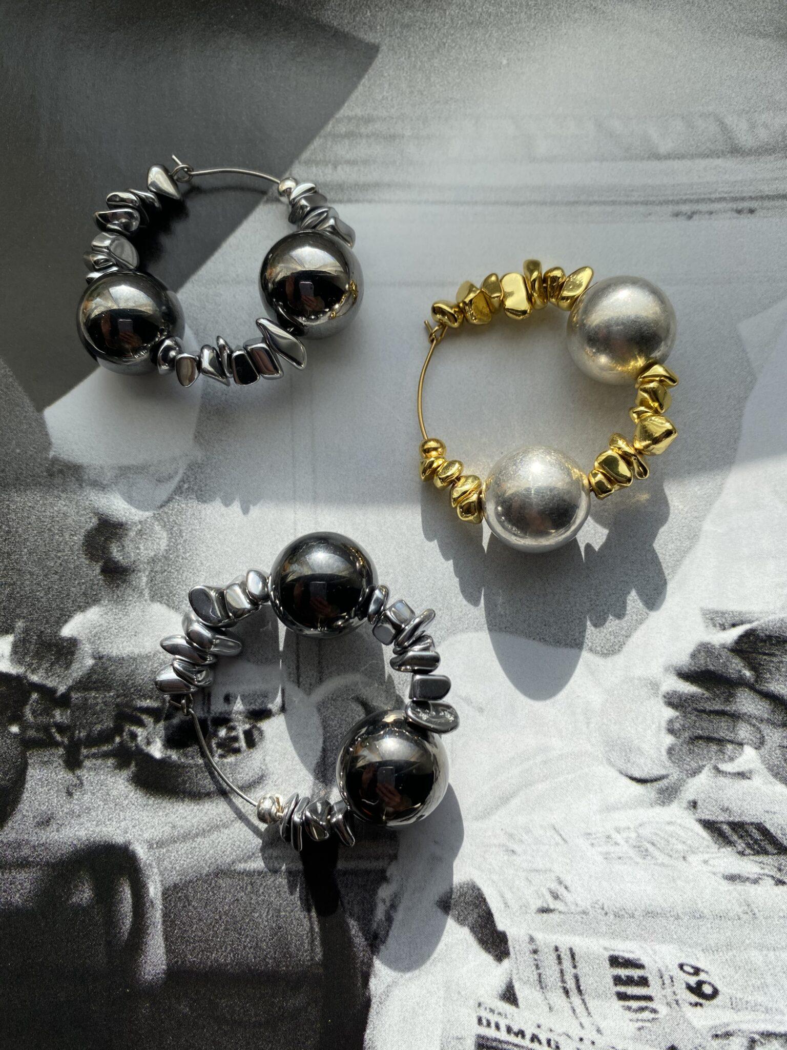 Rare studio: Viktoriya og Dagny startet smykkemerke under korona