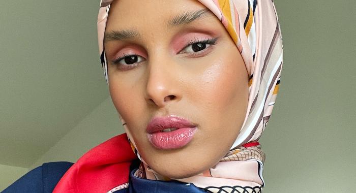 Rawdah Mohamed i SMS-intervju med Melk & Honning