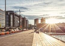 Nå åpner tre nye norske klesbutikker på Aker Brygge i Oslo