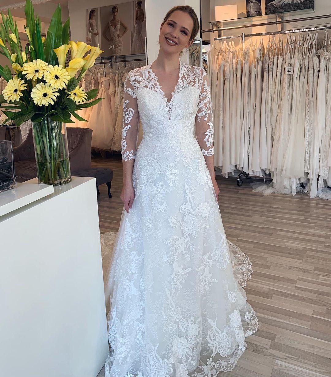 Brudekjolen i Oslo