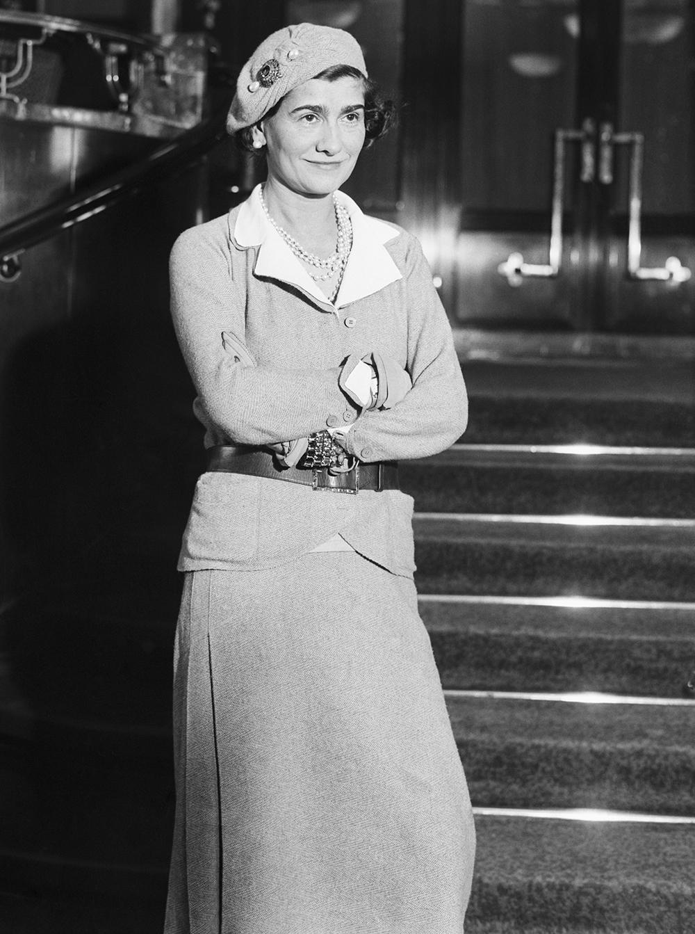 Coco Chanel i 1931