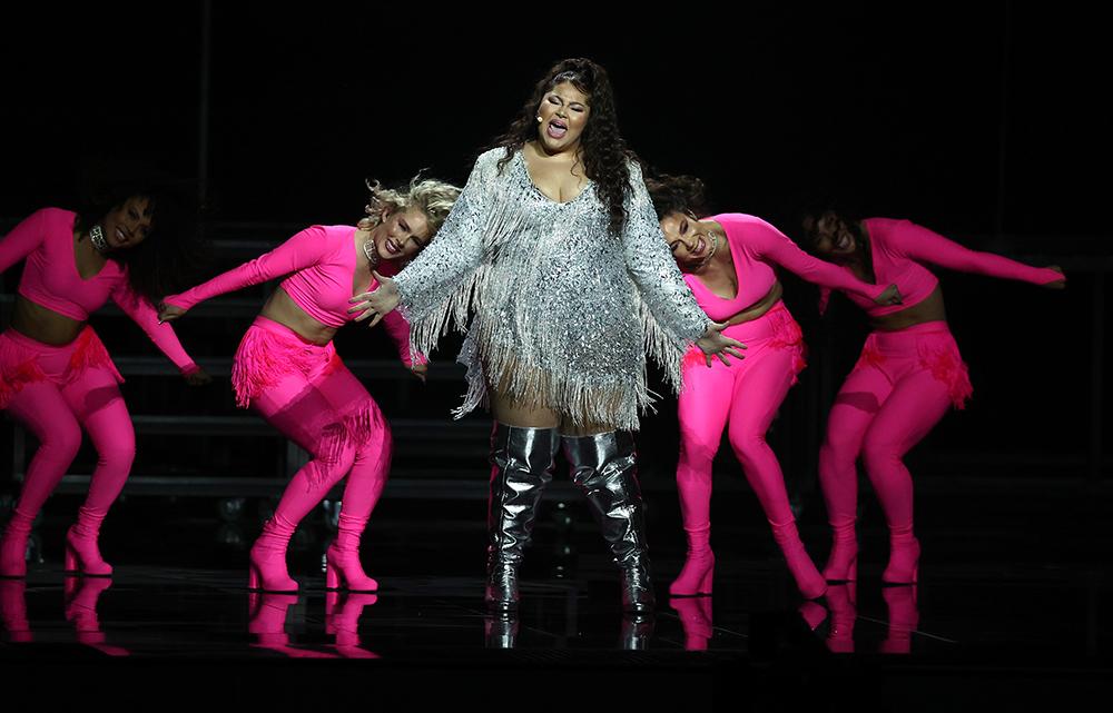Eurovision Song Contest sine antrekk