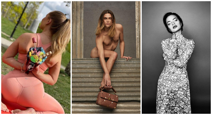 Elise naken sofie Sophie