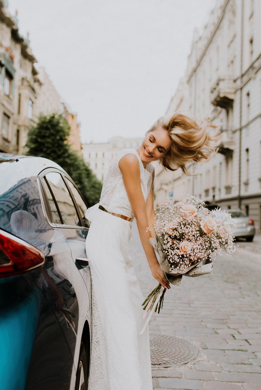 Norske Sadoni designer brudekjoler