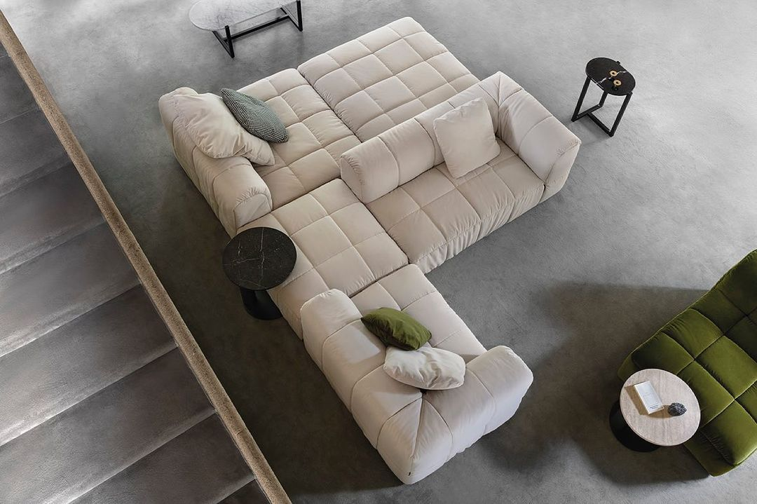 Puffy møbler trender
