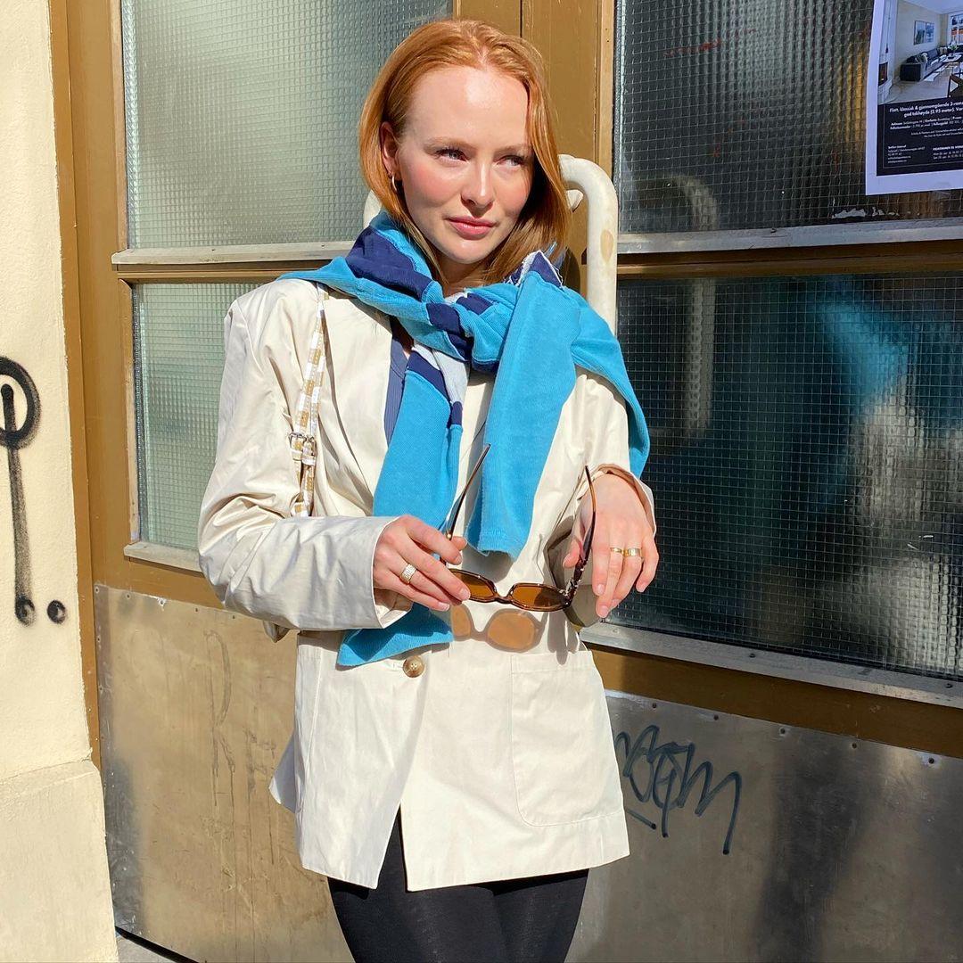 Ella Skorgan er opptatt av egenpleie av både hud, kropp og sinn.