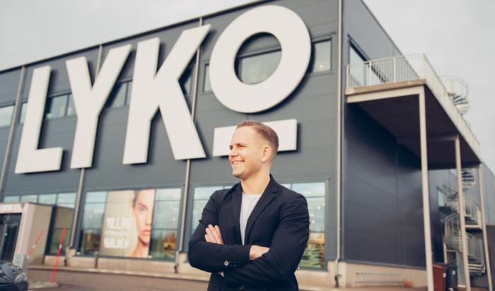 Lyko åpner en stor flaggskipbutikk i Oslo sentrum