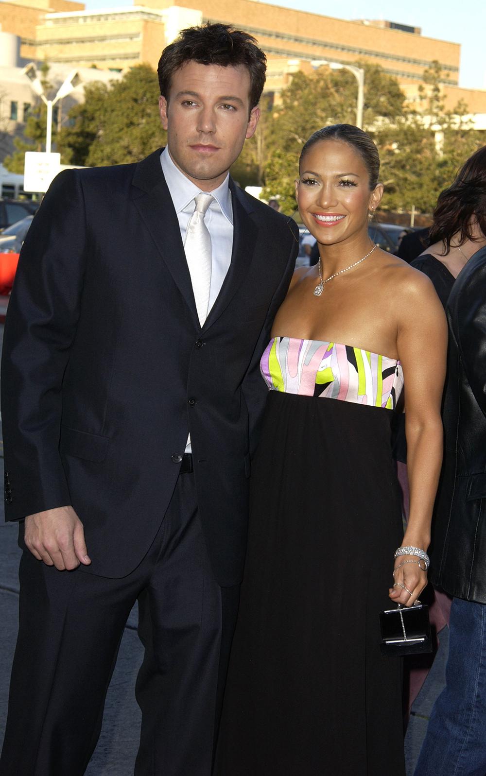 7 ganger Jennifer Lopez og Ben Affleck var et motepar