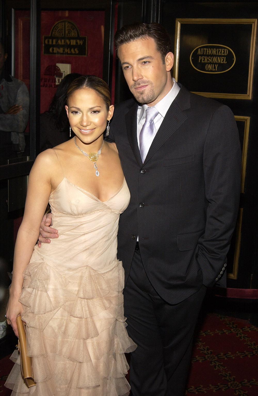 7 ganger Jennifer Lopez og Ben Affleck så fantastiske ut sammen